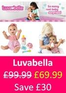 £30 off - Luvabella Doll - Blonde