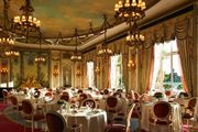 Three Course Meal with Champagne for Two at the Ritz Restaurant
