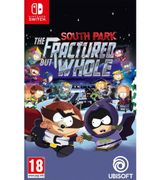CHEAP PRICE! South Park: The Fractured but Whole - Nintendo Switch