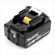 Makita BL1850B 18 v 5.0 Ah Li-Ion LXT Battery Pack Ends Midnight