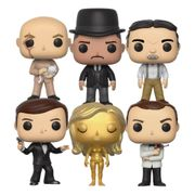 James Bond Complete Pop! Vinyl Set (Release Date: 01 December 2018)