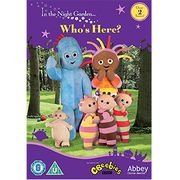 In the Night Garden Who's Here? DVD