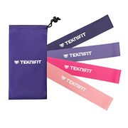 Set of 4 Resistance Bands for Women