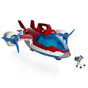 PAW PATROL Air Patroller Plane (2 in 1 Transforms from Helicopter to Plane)