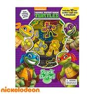 Teenage Mutant Ninja Turtles: Stuck on Stories