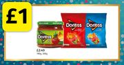 To Keep You Going This Tuesday, We've Got Doritos on Offer for £1!