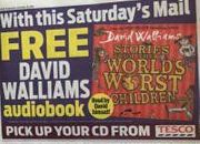 Saturday Daily Mail Free David Walliams the Worlds Worst Children Audiobook