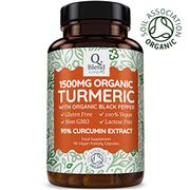 Organic TURMERIC Offer from Nutravita (Vegan Friendly)