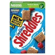 Nestle Shreddies Original Cereal HALF PRICE
