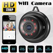 720p Outdoor Wireless Smart HD Home Security IP Camera