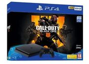 LAST CHANCE! PS4 Slim 500GB Console +Call of Duty: Black Ops 4 (EXTRA 15% OFF)