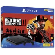 Playstation PS4 Console 500GB with Red Dead Redemption 2