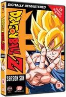Dragon Ball Z: Season 6 (DVD) [Used]