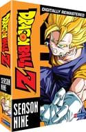 Dragon Ball Z: Season 9 (DVD) [Used]