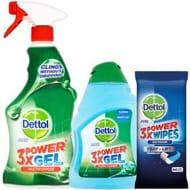 Dettol Power Cleaning Bundle