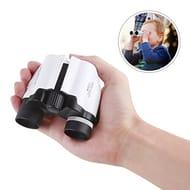 Kids Binoculars Mini Compact Gift Present for Boy Girl