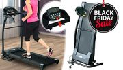 Gogroupie Foldable Treadmill with LCD Display