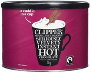 Clipper Fairtrade Hot Chocolate