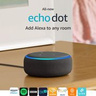 All-New Echo Dot (3rd Gen) - Smart Speaker with Alexa Only £24.99