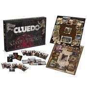 Deal of the Day - Game of Thrones Cluedo Mystery Board Game