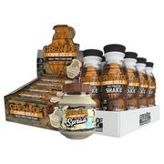 Grenade Carb Killa Kit High Protein Bars, Shakes and Chocolate Spread Yummie