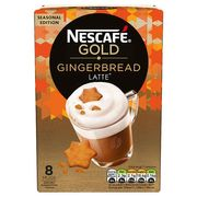 2 for £2.50 on Nescafe Gold Gingerbread Latte