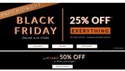 25% off Orders in the Black Friday Event at Daniel Footwear