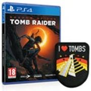 Shadow of the Tomb Raider + I Love Tombs Patch (PS4/Xbox One) 15%off