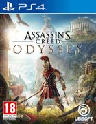 PS4 Assassins Creed Odyssey + Athenian Weapons Digital Pack