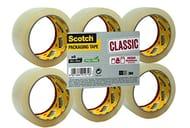 Scotch Classic Clear Packing Tape