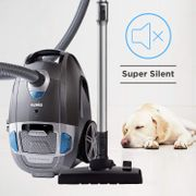 Amazon's Deal: Save 50% on Powerful Cyclonic Vacuum Cleaner(Silent Hoover)