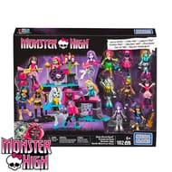 Mega Bloks Monster High: Glam Ghoul Band Playset