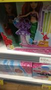 Ariel Doll Salon Set - Instore Liverpool Home Bargains
