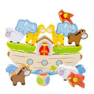 NEW CLASSIC TOYS Balance Game - Noah's Ark