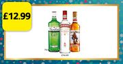 Selected Spirits for £12.99!