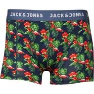 JACK and JONES Mens Miki Boxer Trunks Deep Teal