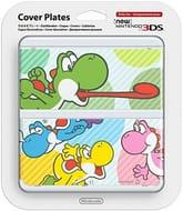 Nintendo New 3DS Cover Plate - Multicolor Yoshi