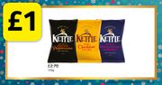 Kettle Brand Crisps, Now Only £1!