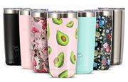 Various Designs Chilly's Tumbler Thermos Made with Stainless Steel