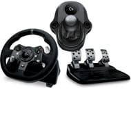 LOGITECH Driving Force G920 Wheel & Gearstick Bundle