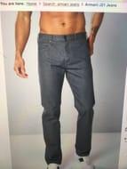 Armani J21 Jeans save £55.00