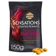Sensations Smoked Chilli Peanuts HALF PRICE