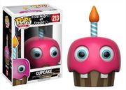Cupcake Five Night at Freddys Pop Toy
