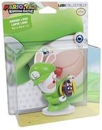 Mario + Rabbids Kingdom Battle: Rabbid Luigi 3 inch Figurine [Add-on Item]
