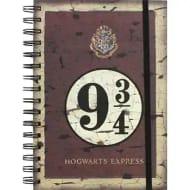 A5 Harry Potter Hogwarts Express Notebook 50%off