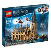 SAVE £5 LEGO 75954 Harry Potter Hogwarts Great Hall + FREE DELIVERY
