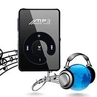 Clip Sport USB Micro SD TF Mirror C Button MP3 Music
