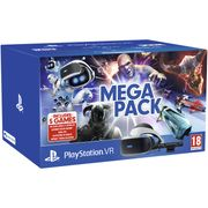 PLAYSTATION VR MEGA PACK with Resident Evil 7 + NOW TV