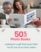 Exclusive 45% off Orders at Photobox
