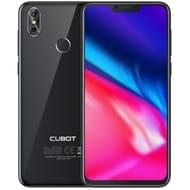 """Cubot P20 Black 6.18"""" 64GB 4G Dual SIM Unlocked & SIM Free Only £129.97"""